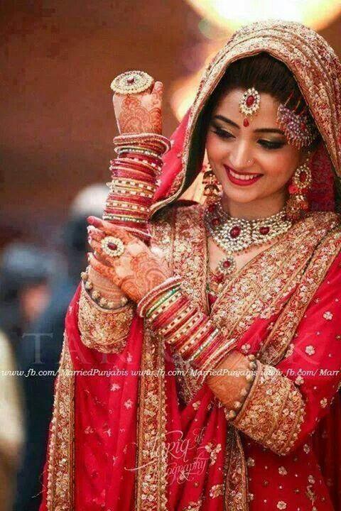 The Punjabi Sikh Bridal Wear Mangalayamae